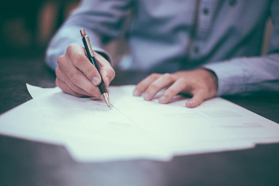 חתימת חוזה לפני הובלה